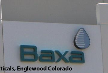 Baxa Pharmaceuticals, Englewood Colorado